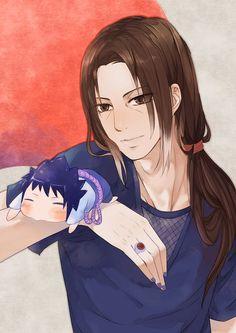 Itachi~Mo Sasuke Mo Problems