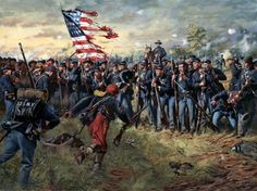 First Minnesota - July 2, 1863