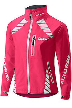 #Altura night vision evo #jacket womens cycling waterproof led #reflective size 8,  View more on the LINK: http://www.zeppy.io/product/gb/2/262792660009/