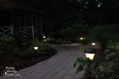 Good Tips for Installing Low-Voltage Landscape Lights