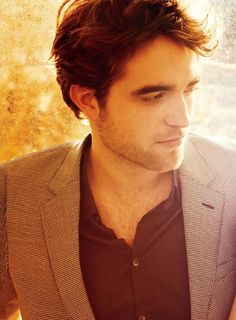 I had a crush on him when he was cedric. before the twilight days