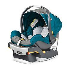 The Chicco KeyFit 30 Infant Car Seat offers a premiere level of safety, comfort, and convenience for your child. It has a removable newborn insert, a thickly cushioned seat lined with energy-absorbing foam and a 5-point safety harness.