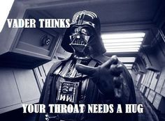 Post with 41 votes and 3205 views. Tagged with star wars, memes, meme, darth vader, clickbait; Vader is so caring Star Wars Meme, Star Trek, Starwars, Luke Skywalker, Chewbacca, Darth Vader, Need A Hug, The Force Is Strong, I Found You