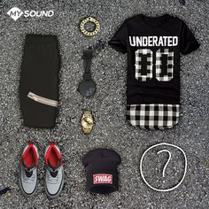 Crea il tuo stile: quali sono i must per essere Swag? #swag #style #stile #look #outfit #outfits #streetstyle #fashion #clothing #clothes #DIY #hiphop #hats #musica #music #audio #cuffie #headphones #mysound #speakstreet