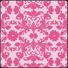 Mirage in Fuchsia, Patricia Bravo, part of the Hyperreal Garden collection
