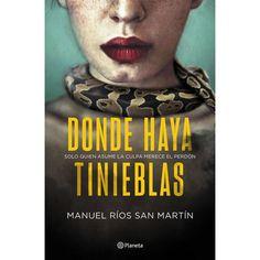 Donde haya tinieblas (Tapa dura) Mafia, Tapas, San Martin, Instagram, Movie Posters, Movies, Editorial, Products, Serial Killers