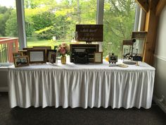 @trilliumtrails Ashley S, Maid Of Honor, Table Decorations, Furniture, Home Decor, Wedding, Homemade Home Decor, Mariage, Bridesmaid