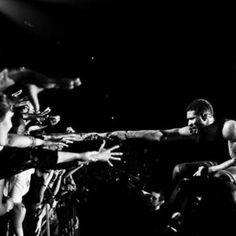 Usher en concert à la Park&Suites Arena de Montpellier