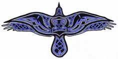 """raven tattoos for women 