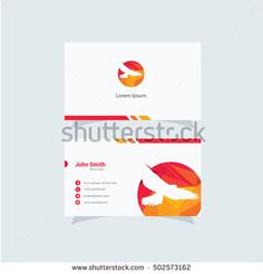 Polygonal Eagle logo, colorful low poly bird vector design, bird business card.