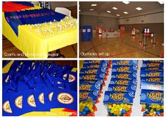My oldest son turned 10 this summer and I hosted an awesome Nerf gun party  to celebrate. | G's party | Pinterest | Awesome nerf guns, Nerf and  Birthdays