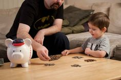 fun, free activity for toddlers - Counting and Sorting!