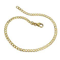 Dreamlife Figarokette Armband 2,6mm Weitpanzer 14Kt GOLD ... https://www.amazon.de/dp/B075W917SW/?m=A105NTY4TSU5OS