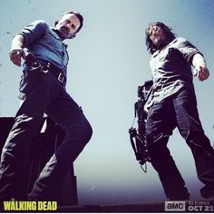 Rick & Daryl season 8