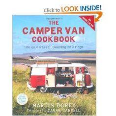 Camper Van Cooking On Two Rings