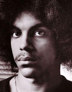 First pic I ever saw of Prince - I've been hooked since that day in 1979.