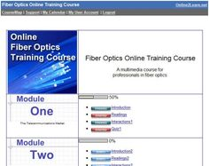 Fiber Optic Online Training Course