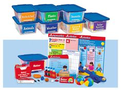 Learning Science Activity Tubs - Gr. 1-3
