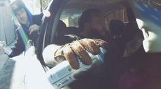 Video: Gangrene (Alchemist & Oh No) ft. Action Bronson – Driving Gloves