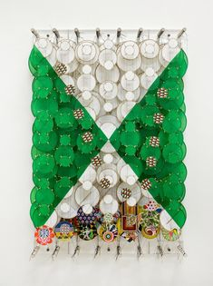 Jacob Hashimoto - Selected Exhibitions - Mary Boone Gallery 2014