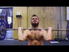 """NutriForce Sports Presents """"The Proving Ground: Mat Fraser"""" - YouTube"""