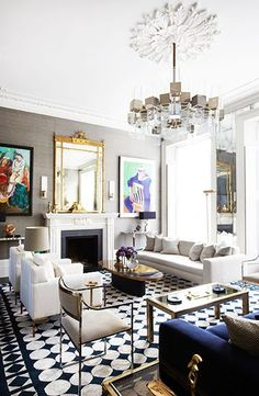 7+Sensational+Ways+to+Update+Your+Ceiling+via+@MyDomaine