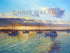 The Art of Christopher J. Walsh