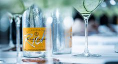 Veuve and Moet come together for one night during National Champagne Week