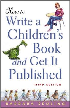 Write a children's book and get it published. I have so many ideas!!
