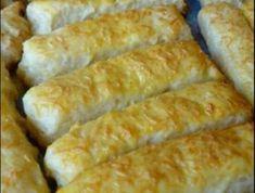 Egy finom Puha sajtos rúd ebédre vagy vacsorára? Puha sajtos rúd Receptek a Mindmegette.hu Recept gyűjteményében! Bread Dough Recipe, Salty Snacks, Hungarian Recipes, Canapes, Hot Dog Buns, Bakery, Food Porn, Food And Drink, Pizza