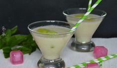 Cocktail litchi coco menthe – Des recettes à Gogo – Recettes Maison – Simples – Veggies by Gogo