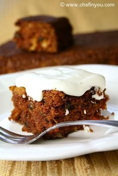 Christmas Desserts:Easy and Moist Carrot Cake Recipe | Classic Carrot Cake for Holiday season
