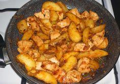 Pork, Potatoes, Baking, Vegetables, Ethnic Recipes, Sweet, Fall Crafts, Diet, Kale Stir Fry