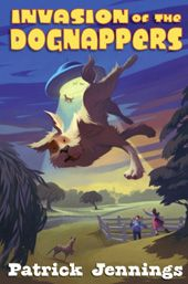 """""""The book offers plenty of humorous scenes, including a flatulent dog. Middle school readers will laugh out loud, and appreciate the bond Lo..."""