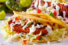 Delicious Fish Tacos - Thoughtful Women