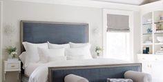 Beautiful bedroom | New England Home Magazine. #laylagrayce #bedroom