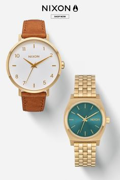 Our unique Nixon women's watches range from dainty and modern to contemporary and classic. Shop online today for your favorite women's Nixon watch. Fashion Brands, Fashion Accessories, Insta Models, Australian Fashion, Teen Fashion, Bracelet Watch, Sunglasses Women, Future Goals, Women's Watches