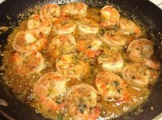 Famous Red Lobster Shrimp Scampi Recipe