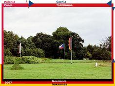 Confini amministrativi - Riigipiirid - Political borders - 国境 - 边界: 2007 CZ-DE-PL Tšehhimaa-Saksamaa-Poola Cechia-Germ...