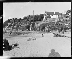 Fairy Bower, Sydney. Photo from State Library of NSW.