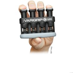 VariGrip Hand Exerciser http://www.facebook.com/photo.php?fbid=367723663295792=a.225969164137910.53463.225961950805298=3=1