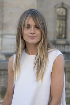 Why The Stars Love The Gringe Trend | Hair | Grazia Daily