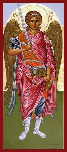 Ο Άρχων Μιχαήλ, The Archangel Michael, Архангела Михаила