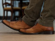 nice kicks...by Billy Reid