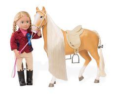 Lusitano Horse | Our Generation Dolls