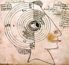 'Liber de oculis, qui vocatur Salaracer id est secreta secretorum', England 14th/15th century (British Library, Sloane 981, fol. 68r)