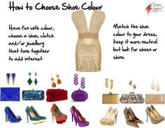 How to choose Shoe Colour, imogen lamport, warderobe therapy