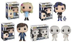These action figures are anything but peculiar: Funko continues to create adorable collectibles out of the pop culture landscape, with the latest Pop! action figures coming from Miss Peregrine's Home for Peculiar Children.