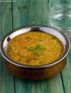 Dal Fry ( Microwave Recipe ) recipe | by Tarla Dalal | Tarladalal.com | #33898