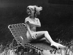 vintagegal:The underwater photography of Bruce Mozert. Silver...